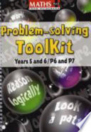 Maths Problem Solving Toolkit