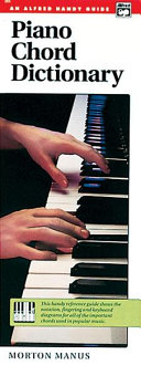download ebook piano chord dictionary pdf epub