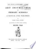 Art Instruction in Primary Schools