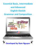 download ebook basic, intermediate and advanced grammar and composition in english-danish pdf epub