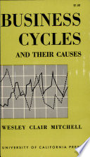 Business Cycles and Their Causes