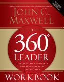 Three Hundred Sixty degree Leader Workbook