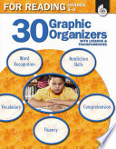 30 Graphic Organizers for Reading  Grades 5 8