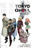 Tokyo Ghoul: Void : the aogiri tree organization, the commission of...