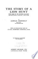 The Story of a Lion Hunt