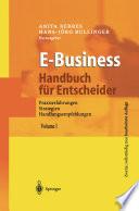 E Business   Handbuch f  r Entscheider