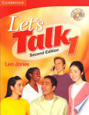 Let s Talk Student s Book 1 with Self Study Audio CD