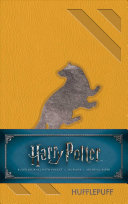 Harry Potter  Hufflepuff Ruled Pocket Journal