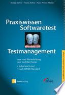 Praxiswissen Softwaretest   Testmanagement