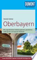 DuMont Reise Taschenbuch Reisef  hrer Oberbayern