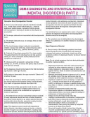 Dsm 5 Diagnostic and Statistical Manual  Mental Disorders  Part 2  Speedy Study Guides