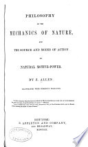 philosophy of the mechanics of nature