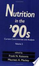 Nutrition in the 90 s