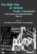 The High Tide of British Trade Unionism