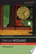Honeymoon / Patrick Modiano &#59; translated from the French by Barbara Wright.
