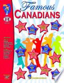 Famous Canadians Gr  4 8