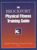 The Brockport Physical Fitness Training Guide