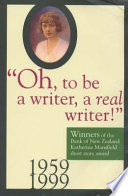"""""""Oh, to be a Writer, a Real Writer!"""""""