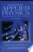 Textbook of Applied Physics