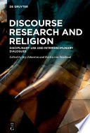 Discourse Research And Religion