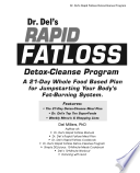Dr Del S Rapid Fatloss Detox Cleanse Program