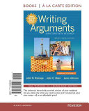 Writing Arguments  Brief Edition  Books a la Carte Edition  MLA Update Edition