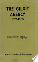 Gilgit Agency 1877 1935second Reprint book