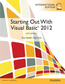 Starting Out With Visual Basic  International Edition