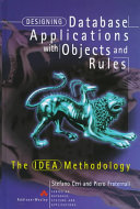 Designing Database Applications With Objects And Rules