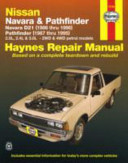 Nissan Navara And Pathfinder Automotive Repair Manual