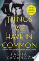 Things We Have In Common : moving and very, very readable. i loved it'...