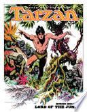 Tarzan   Burne Hogarth s Lord of the Jungle