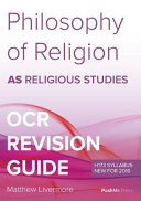 As Philosophy of Religion Revision Guide for OCR