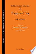 Information Sources in Engineering