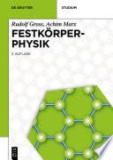 Festkörperphysik