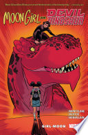 Moon Girl And Devil Dinosaur Vol 4
