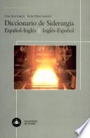Diccionario de siderurgia