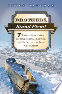 Brothers Stand Firm book