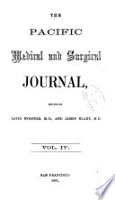 Pacific Medical and Surgical Journal and Western Lancet