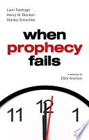 When Prophecy Fails Psychologist In The Process Of Outlining