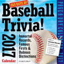 365 Days of Baseball Trivia  Page A Day Calendar 2017