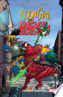 Moon Girl And Devil Dinosaur Vol 2
