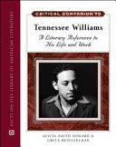 Critical Companion to Tennessee Williams
