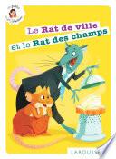 Le Rat de ville et le Rat des champs Hommes Ou Animaux Personnifies Suivis D Une Morale
