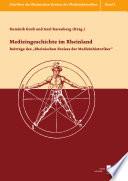 Medizingeschichte im Rheinland