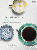 Conversation Peace Revised  Member Book