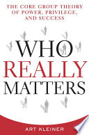 Who Really Matters