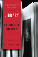 Library : preservation, and destruction, from the...