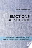 Emotions at School