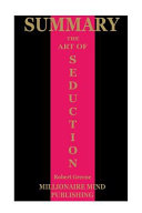 download ebook summary the art of seduction pdf epub